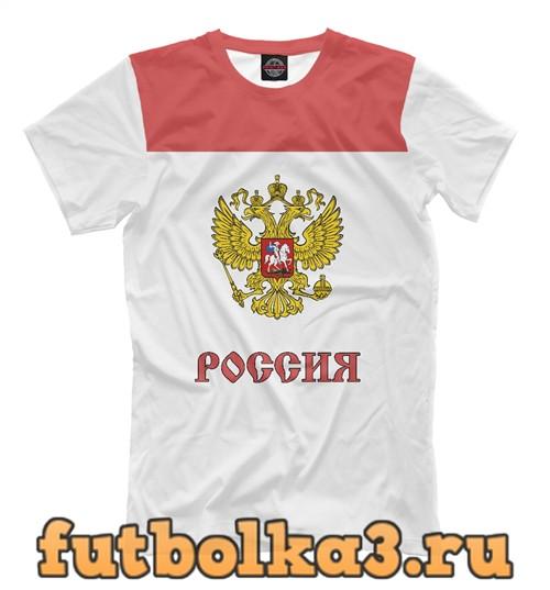 Футболка Сборная россии по хоккею мужская
