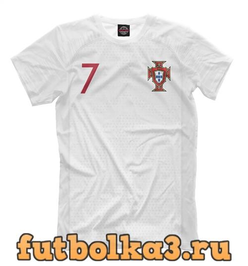 Футболка Сristiano ronaldo мужская