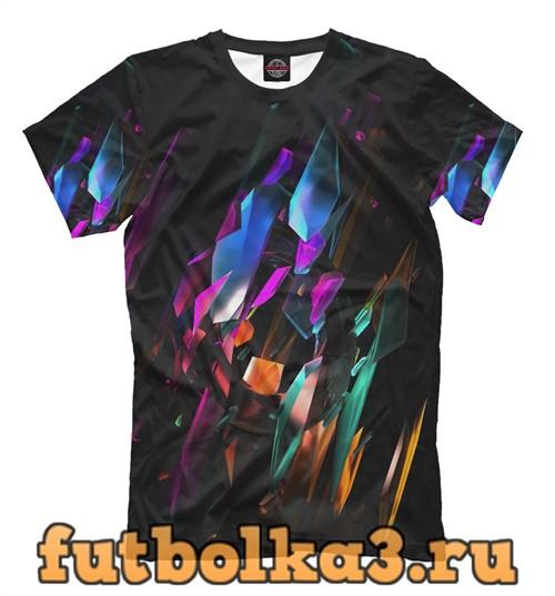 Футболка Сrystal мужская