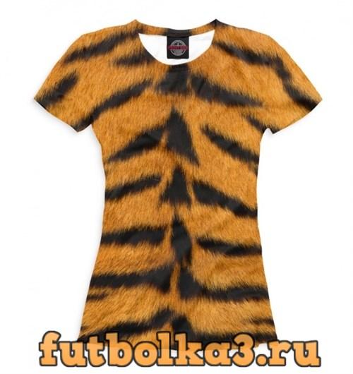 Футболка Тигр женская