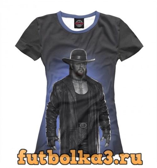 Футболка Undertaker женская
