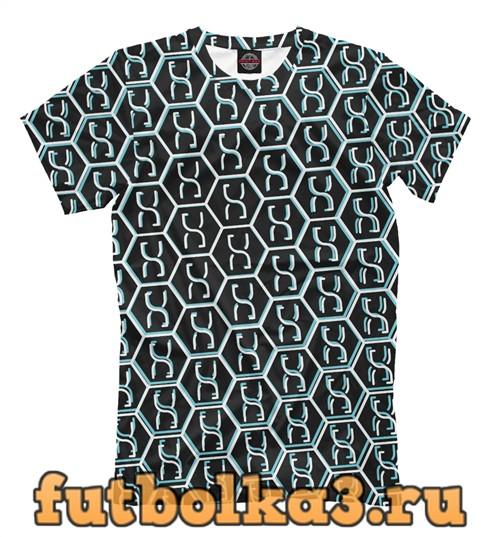 Футболка Видоизмененный углерод мужская