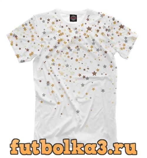 Футболка Звездопад мужская
