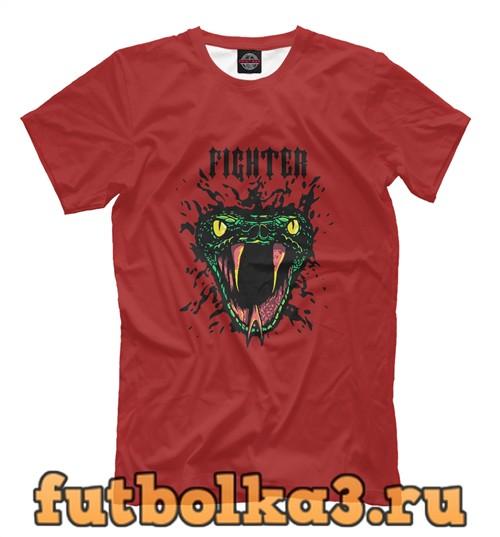 Футболка Боец мужская