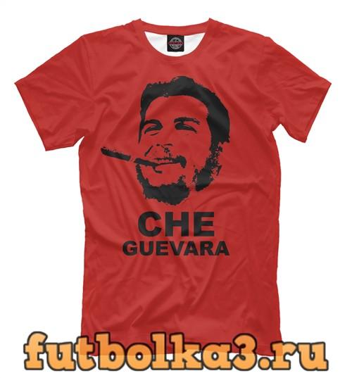 Футболка Che guevara мужская