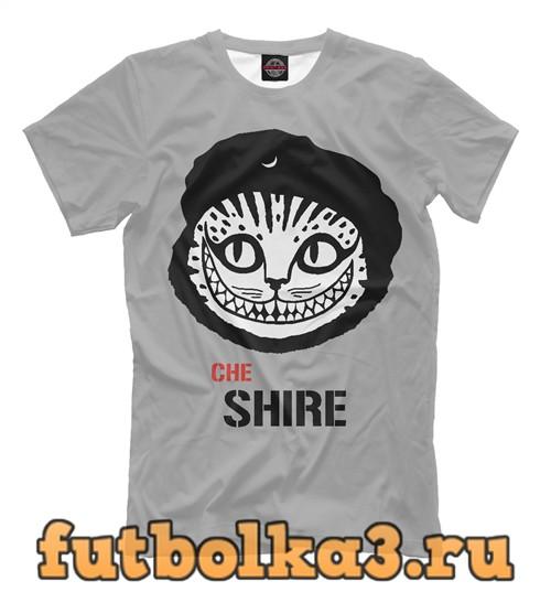Футболка Che shire мужская