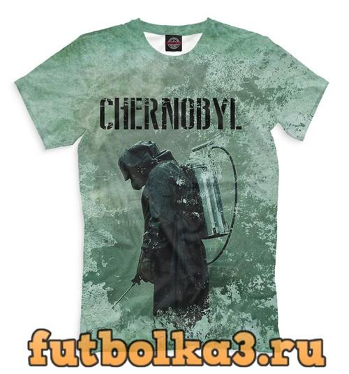 Футболка Chernobyl мужская