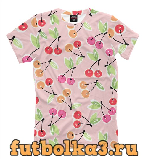 Футболка Cherry мужская