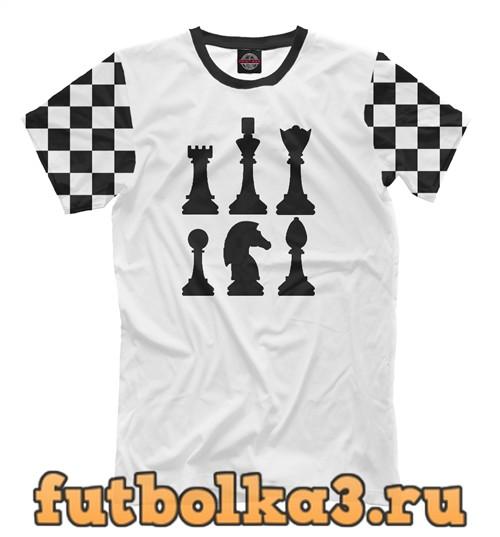 Футболка Chess мужская