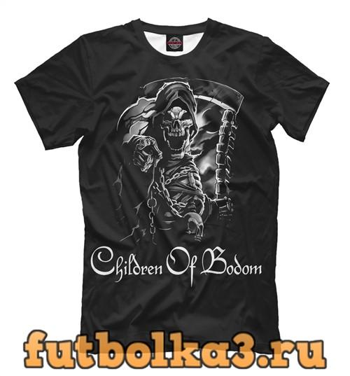 Футболка Children of bodom мужская