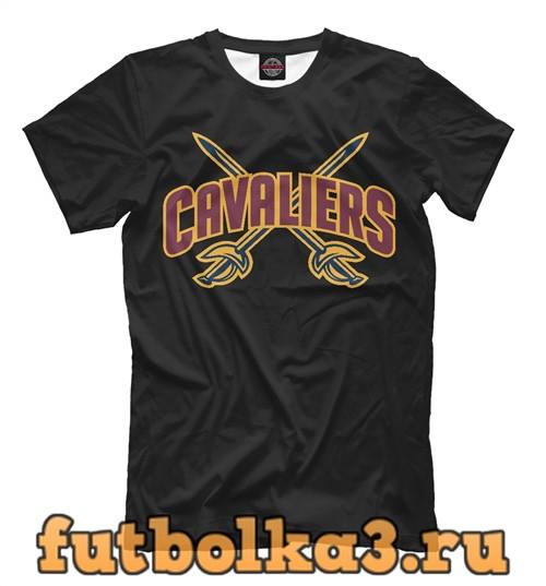 Футболка Cleveland cavaliers муж�ка�