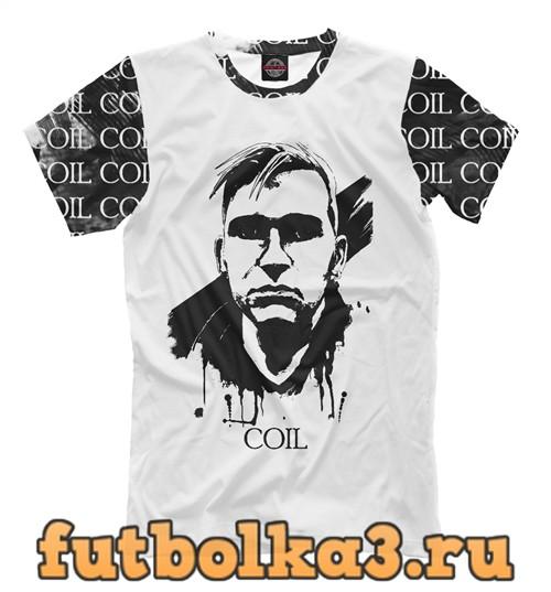 Футболка Coil by graftio - 2 мужская