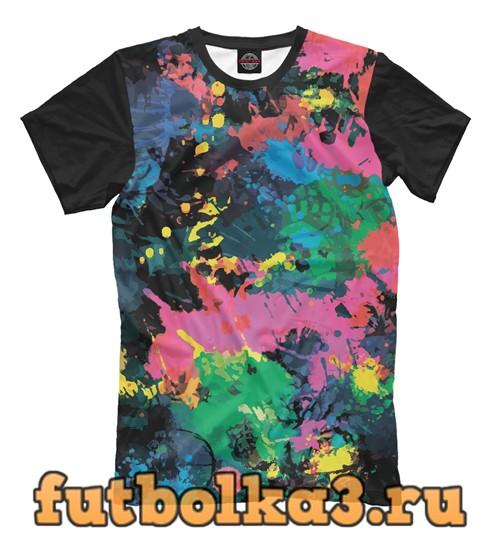 Футболка Colors - цвета мужская