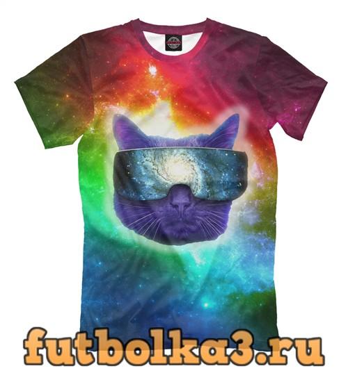 Футболка Colour space мужская