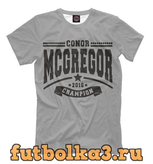 Футболка Conor champion мужская