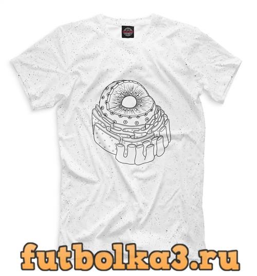 Футболка Core of the moon мужская