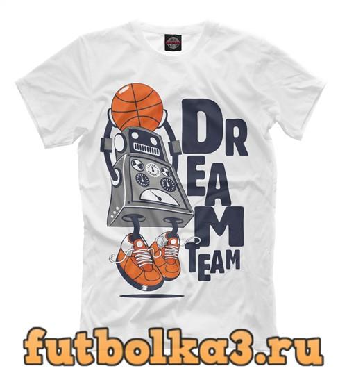 Футболка Dream team мужская