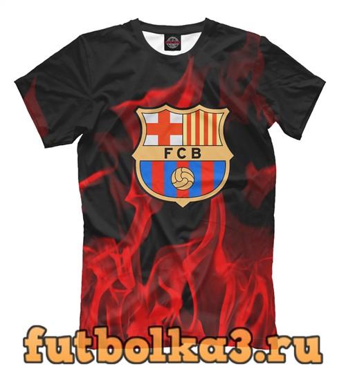 Футболка F.C.B мужская