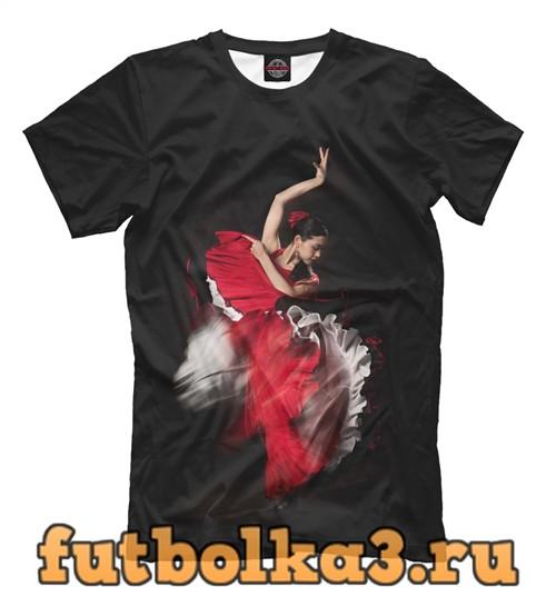 Футболка Flamenco мужская