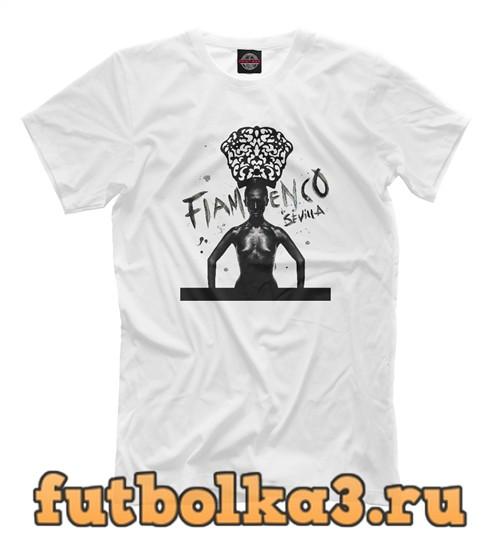 Футболка Flamenco sevilla мужская