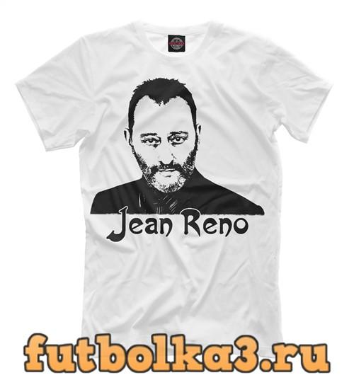 Футболка Жан рено мужская