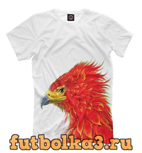 Футболка Жар птица муж�ка�