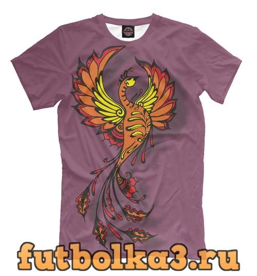 Футболка Жар-птица муж�ка�