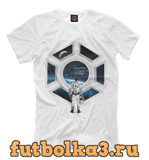 Футболка Civilization: beyond earth мужская