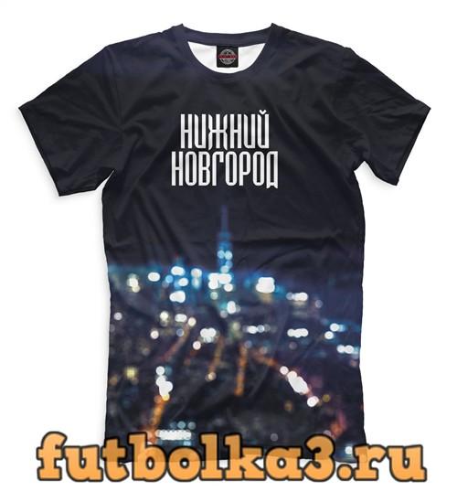 Футболка Нижний новгород мужская