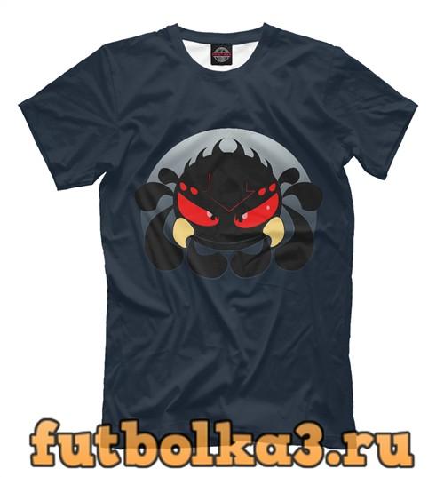 Футболка Паучок мужская