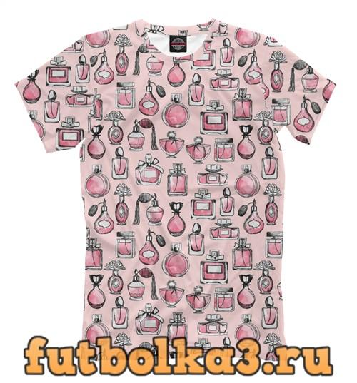 Футболка Perfume мужская