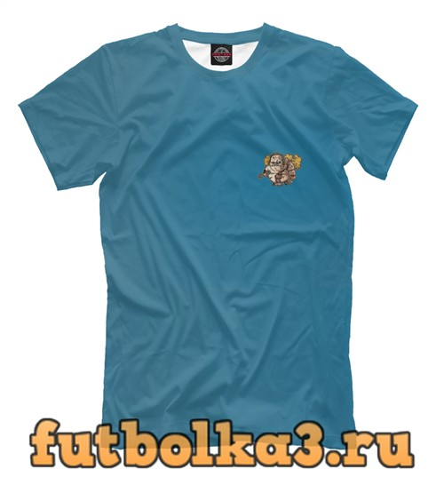Футболка Pudge мужская