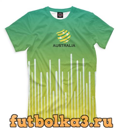Футболка Сборная австралии мужская