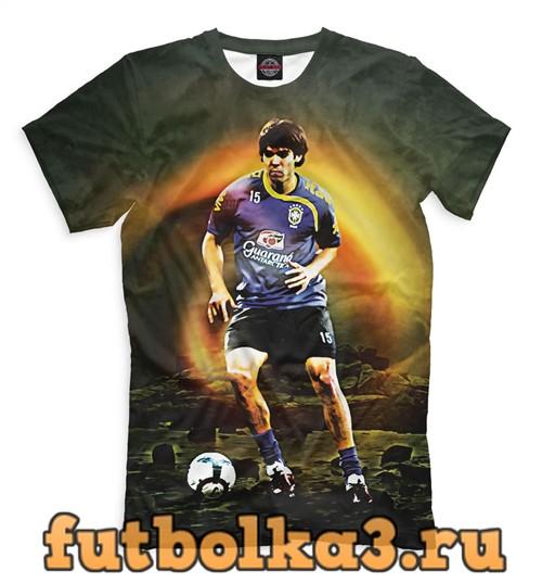 Футболка Сборная бразилии мужская