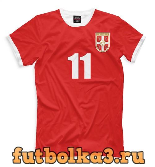 Футболка Сборная сербии – коларов мужская