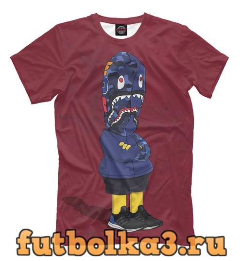 Футболка Shark мужская