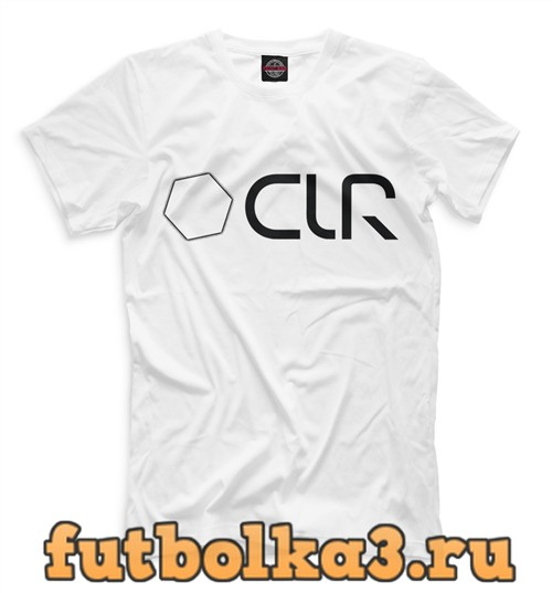 Футболка Clr мужская