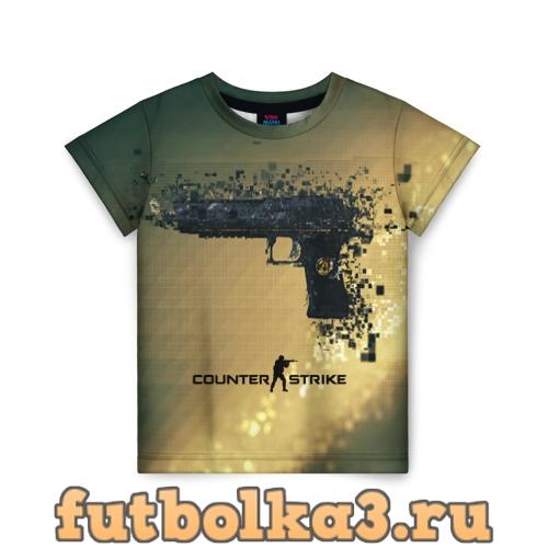 Футболка Counter Strike Glock детская