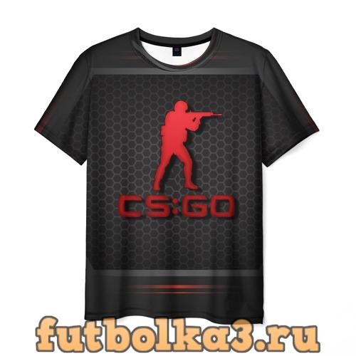 Футболка Counter StrikeCounter Strike мужская