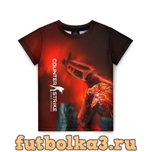 Футболка Counter Strike:Howl(Вой) детская