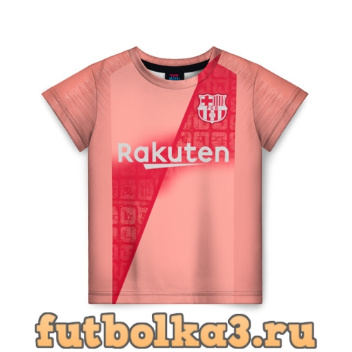 Футболка Coutinho alternative 18-19 детская