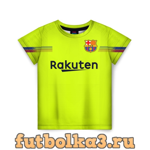 Футболка Coutinho away 18-19 детская