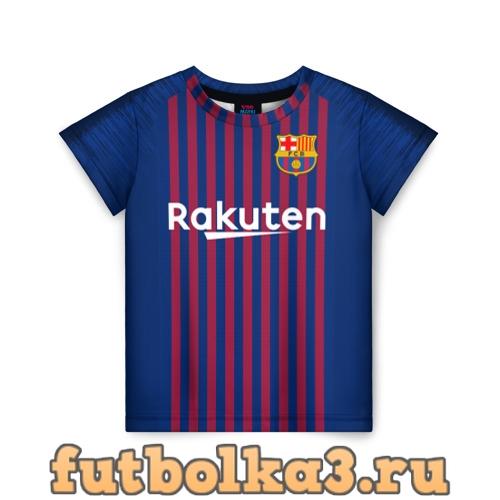 Футболка Coutinho home 18-19 детская