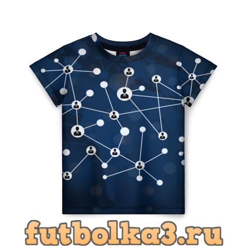 Футболка COVID-19 WORLD детская
