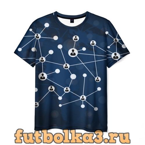 Футболка COVID-19 WORLD мужская
