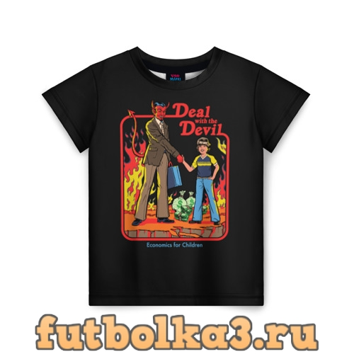 Футболка Devil Deal детская