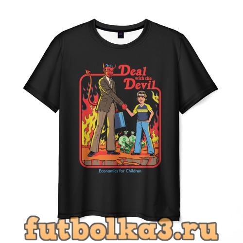 Футболка Devil Deal мужская