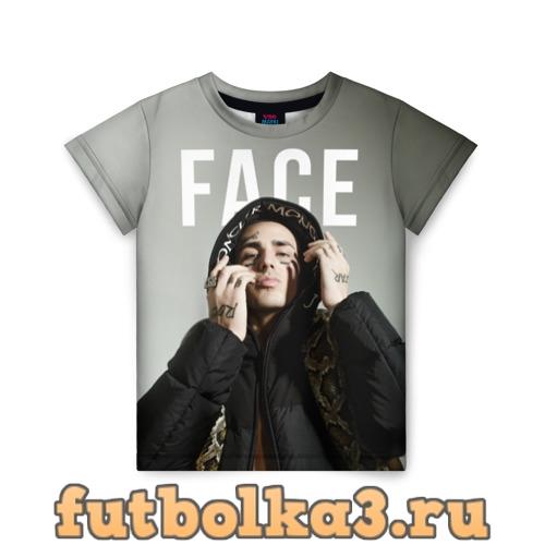 Футболка FACE - SLIME детская