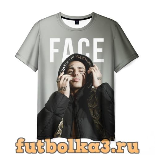 Футболка FACE - SLIME мужская