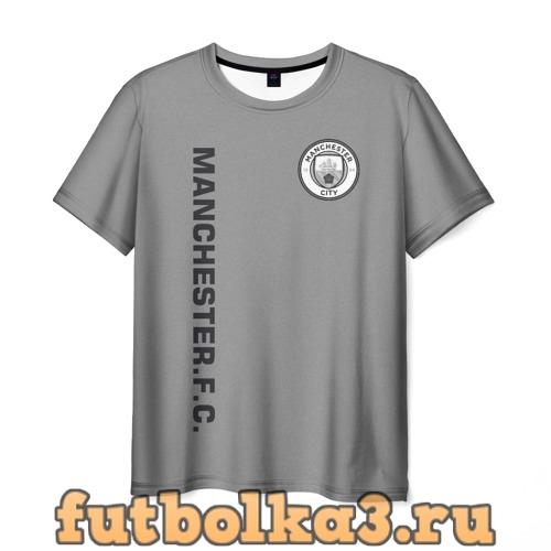 Футболка F.C.M.C. 2018 Vintage мужская